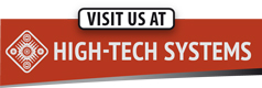 Bezoek de NTS-Group op de High Tech Systems in Den Bosch op 7 en 8 mei. Hal C, stand 72!