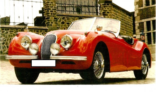 31 Jaguar van Harry
