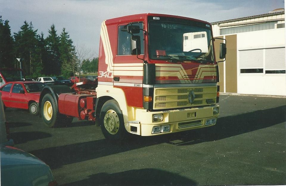 Renault Neuf R 340