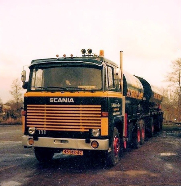 Scania 111 46-MB-47