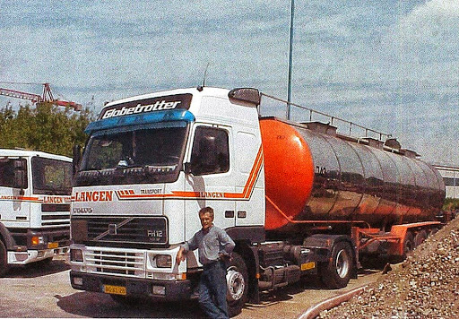 Loet  Peters DAF volvo
