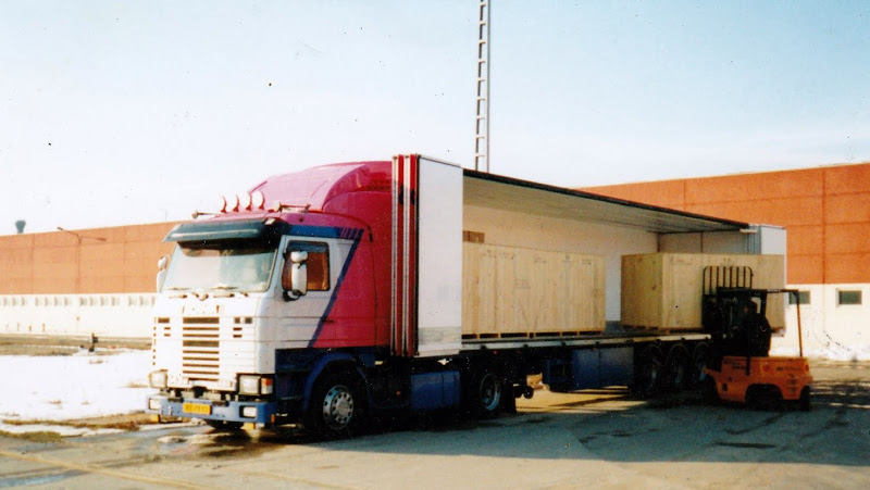 Machinedelen van ABB