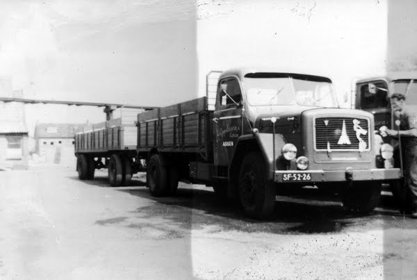 SF-52-26 Magirus Deutz.