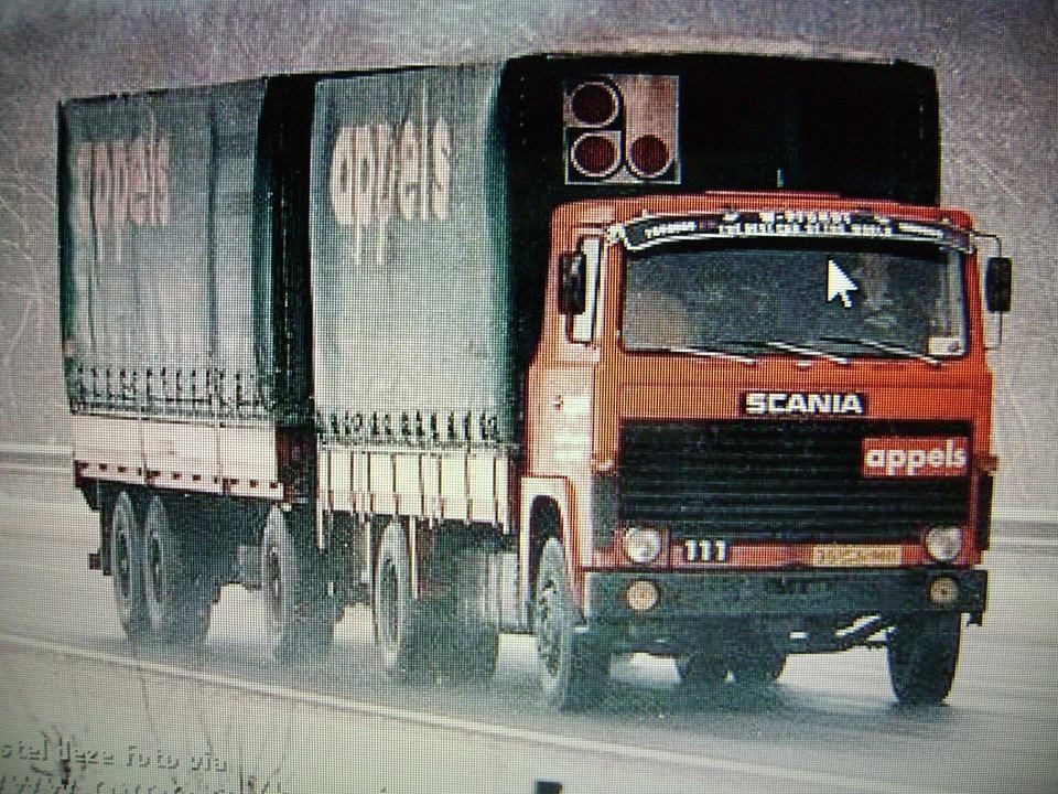 Scania 111 Claus Mandemakers