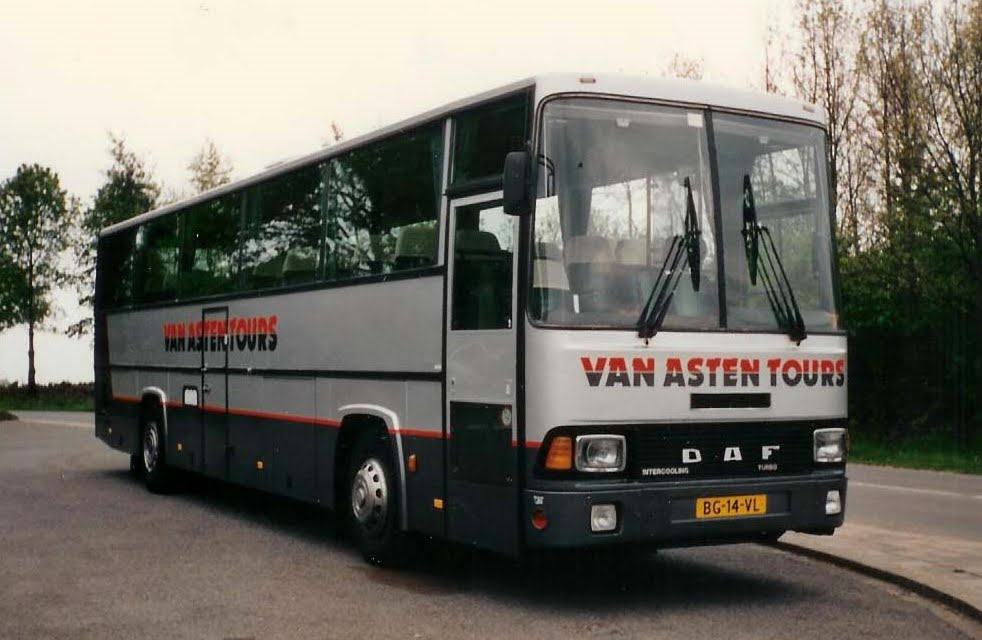 Nr 2 DAF Smit Joure kwam in 1990 van Weinands