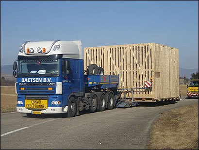 DAF-XF-zwaartransport