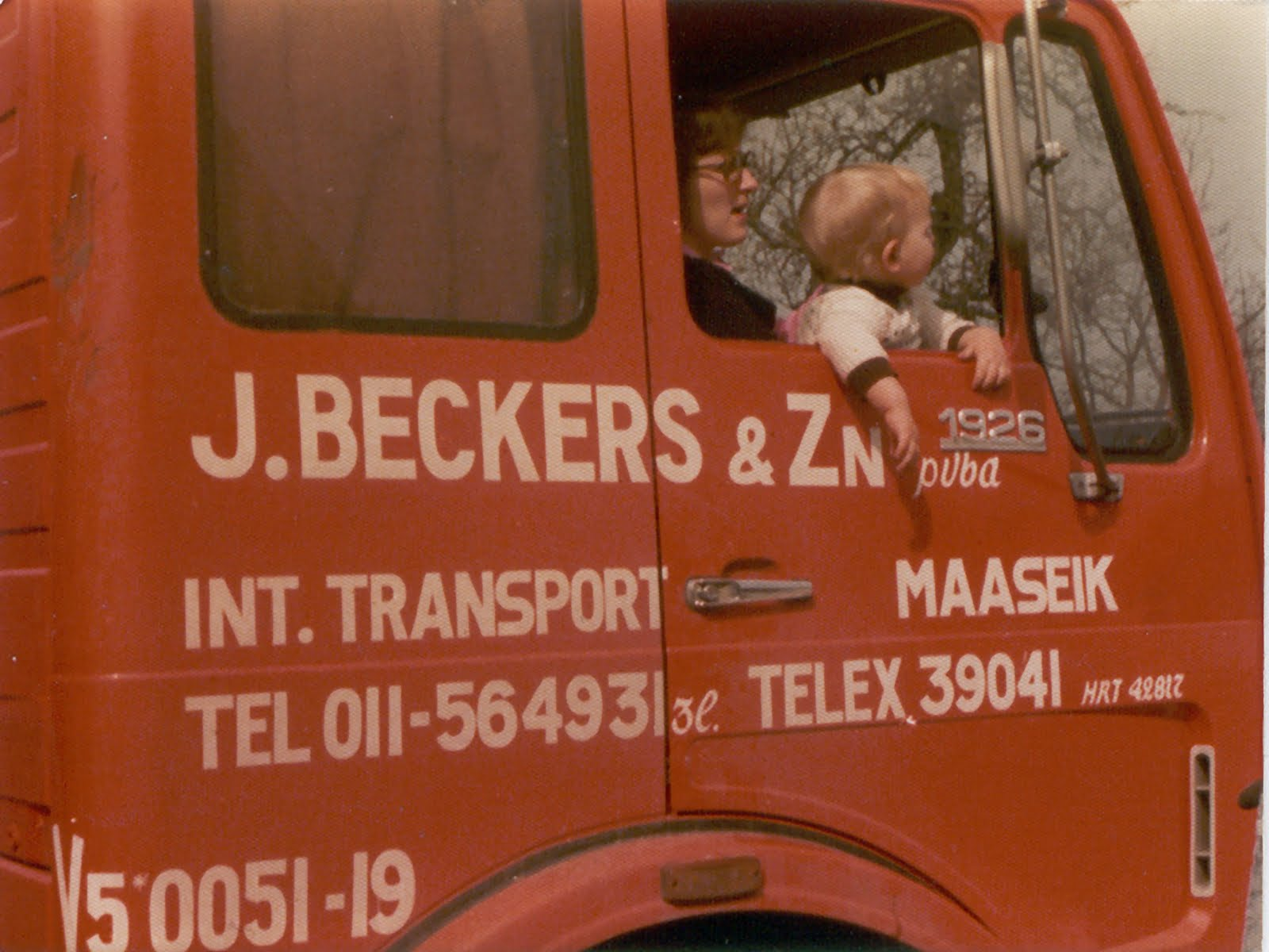 April 1977 MB 1926 Kasel bei Trier