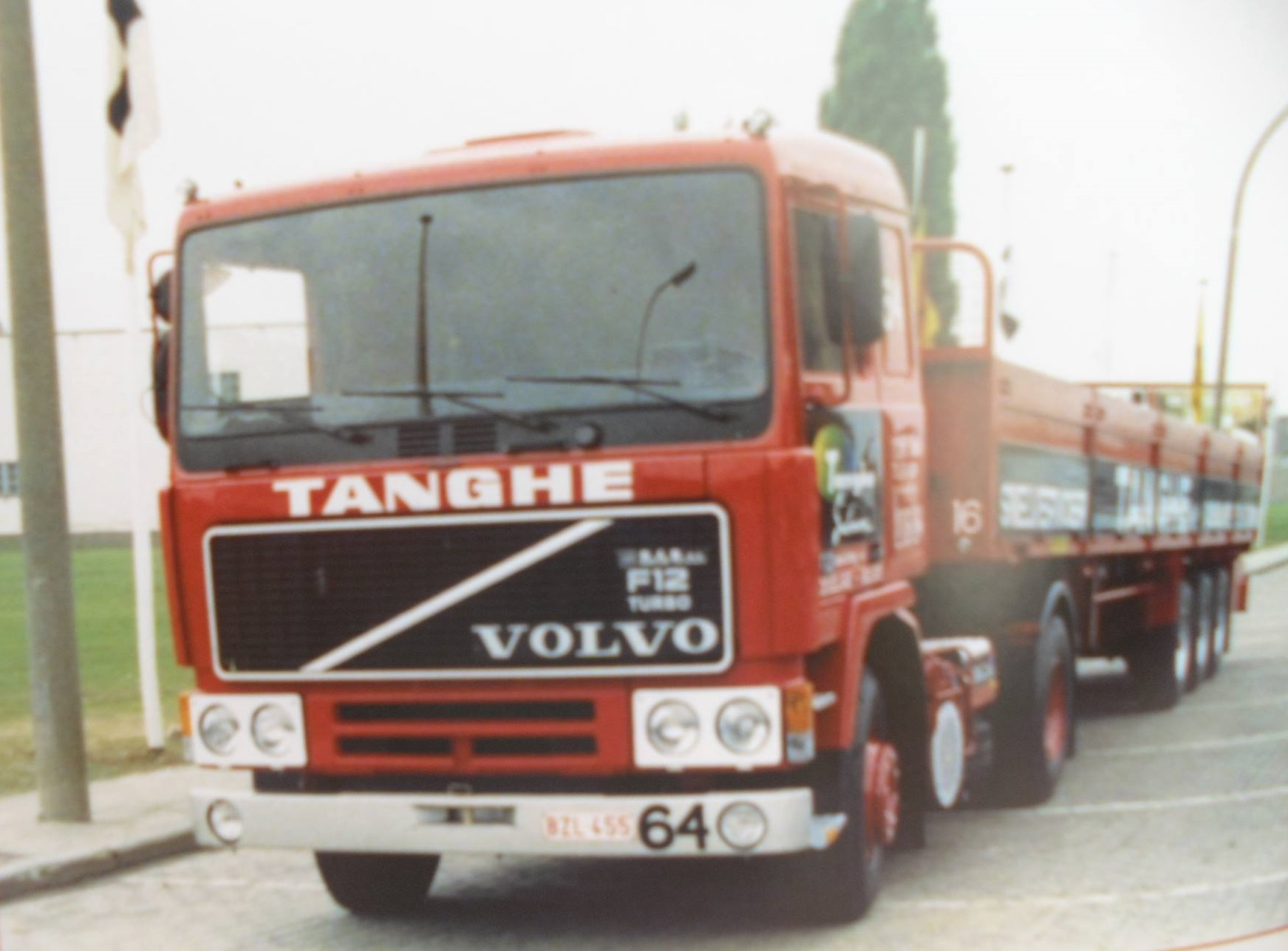 43 Tanghe Roeselare Volvo F 12