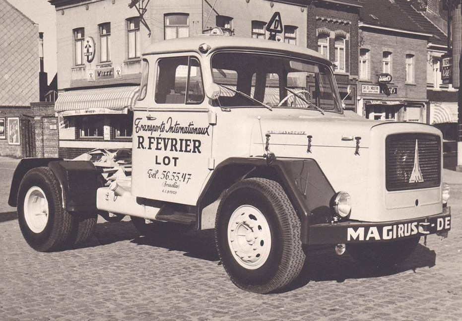 69 Magirus Deutz Saturn