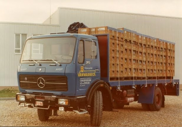 8 Van Warbeck Chaufontaine Mercedes Carr. Jans. Hoeselt