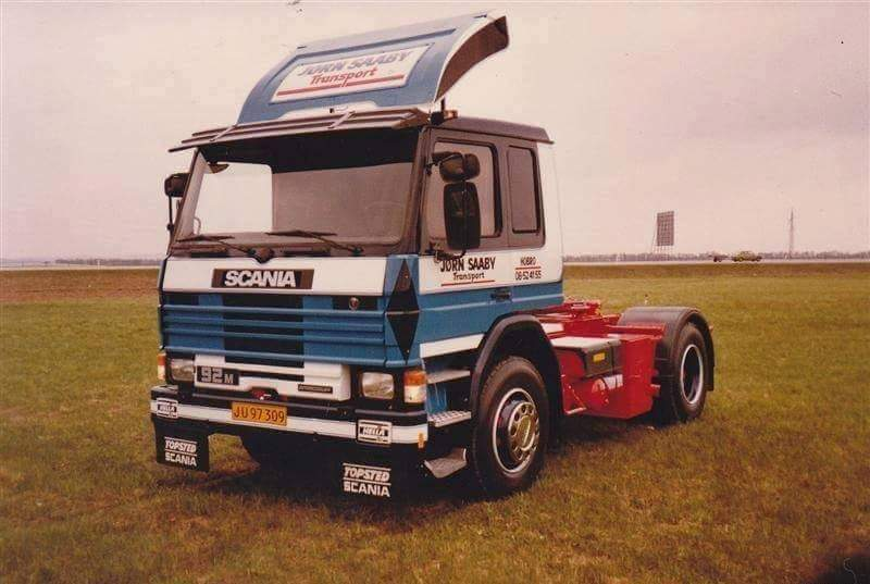 22 Jorn Saaby Scania 92 M