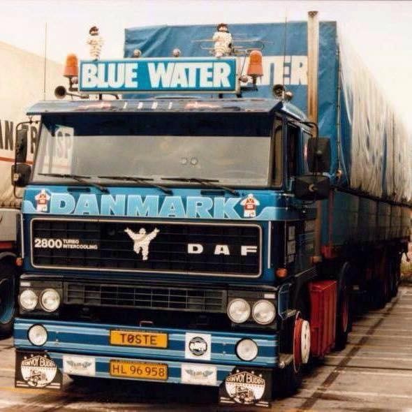 55 Blue Water Daf 2800