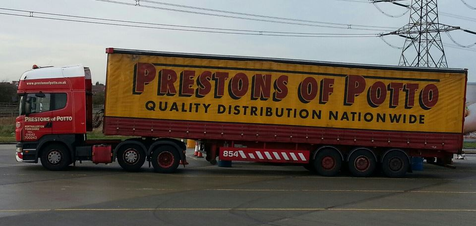 13 Prestons of Potto Scania