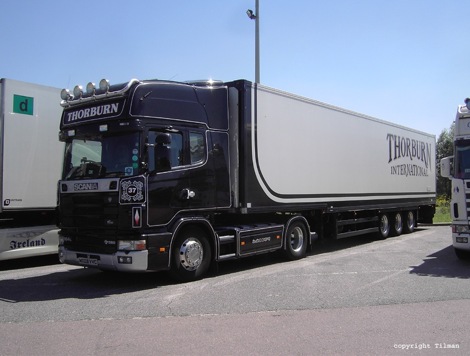 7  Thorburn Scania