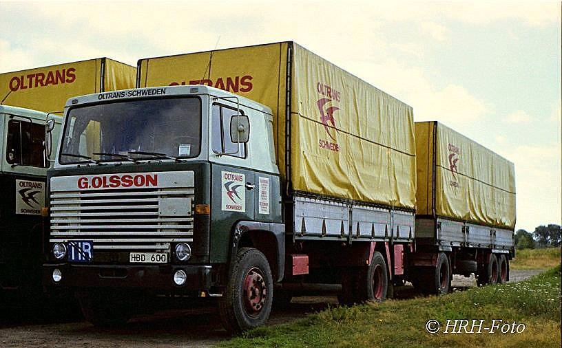 Z 2 G. Olsson Scania.