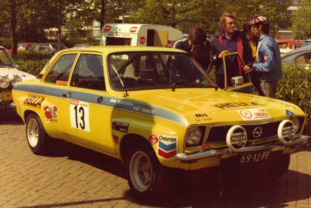 Limburgiarally  1974