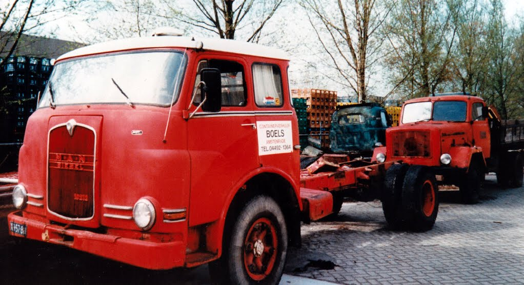 MAN Magirus Deutz
