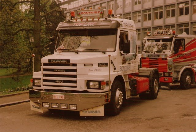 Scania T 143H