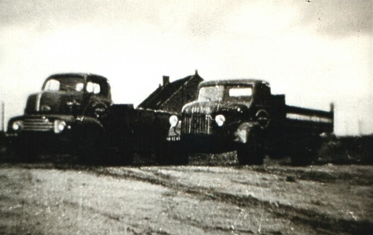 1950 Ford    Steijer.