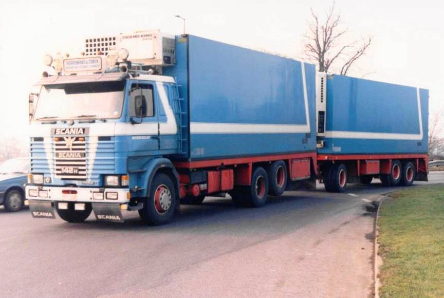 Borremans. Scania 142H