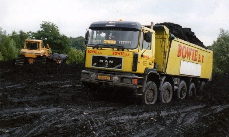 1993 Eygelshoven Cat D6R machinist Jan Franssen..j
