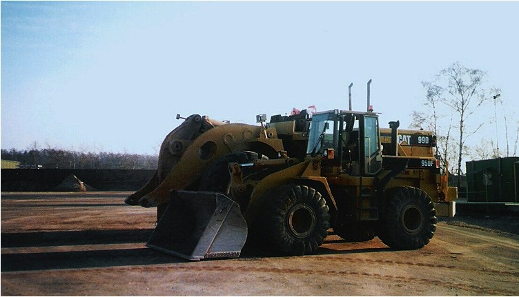 Brunssum Cat 950F Cat 990.