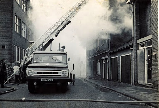 Ford  1980 Brand in brunssum