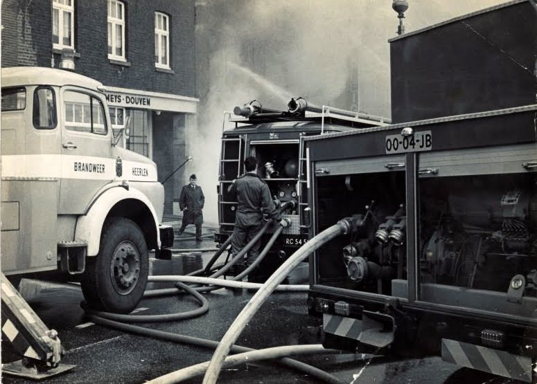 brand in brunssum 1958_