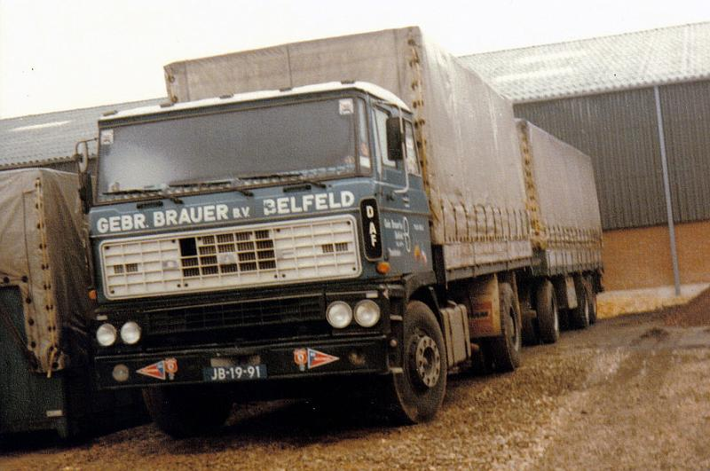DAF 2800 Comby.
