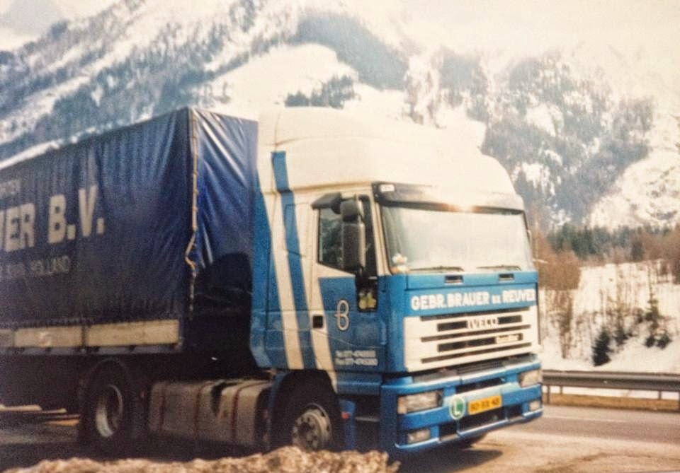 Iveco in Zwitserland
