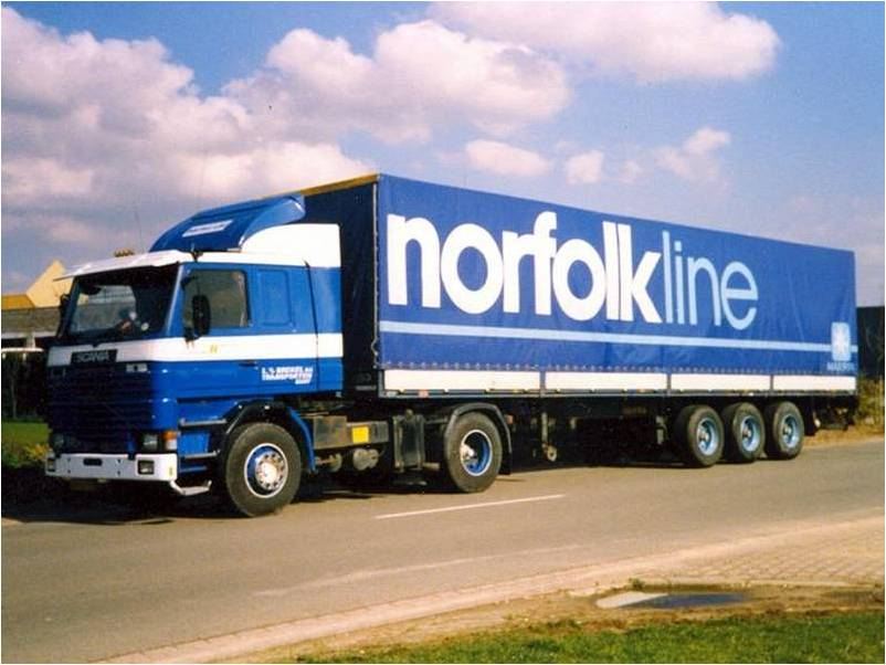 Scania Norfolk