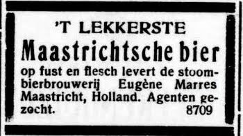 1914 advertentie
