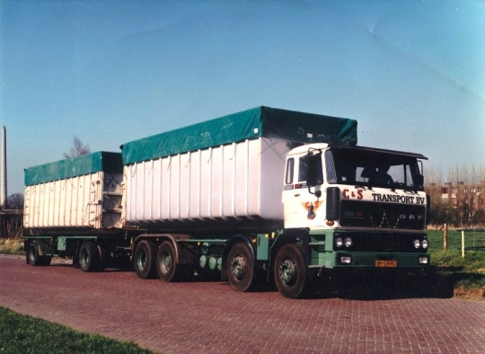 Daf pulp transport