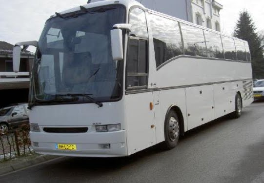City Tax BH-LD-10 Daf Berkhof ex Go Yellow exex HT