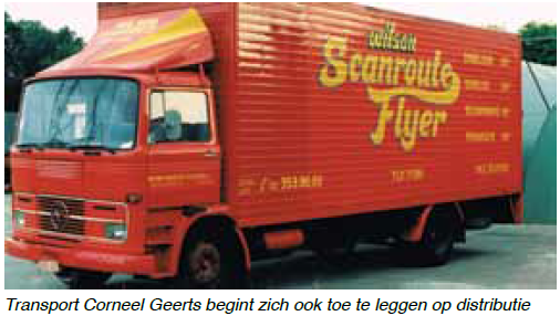1986  Mercedes. Sneltransport - kopie