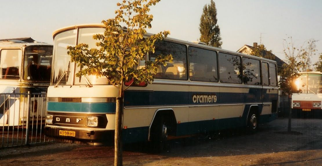 Cramers 1982 5 DAF Smit Joure ex Jan de Wit 11