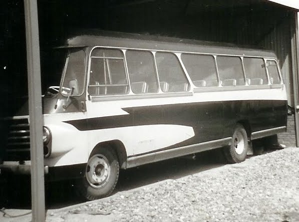 Veders 1957 10 Mercedes Domburg  2