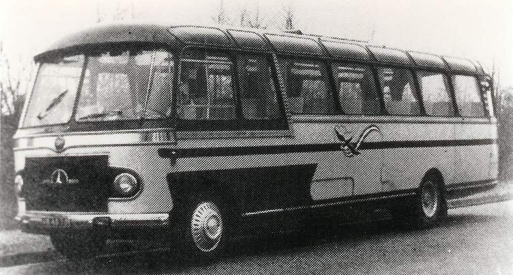 Veders 1962 13 Mercedes Domburg