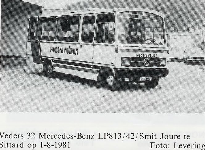 Veders 1979 32 Mercedes Smit Joure ex Smit 3