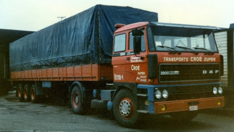 DAF FT2800  Croe  eupen.