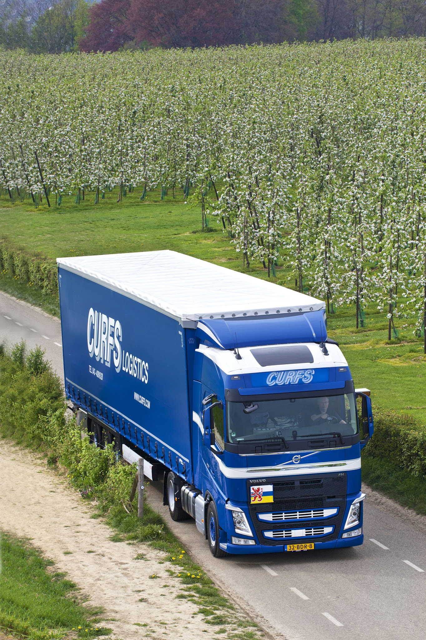 VOLVO ., FH