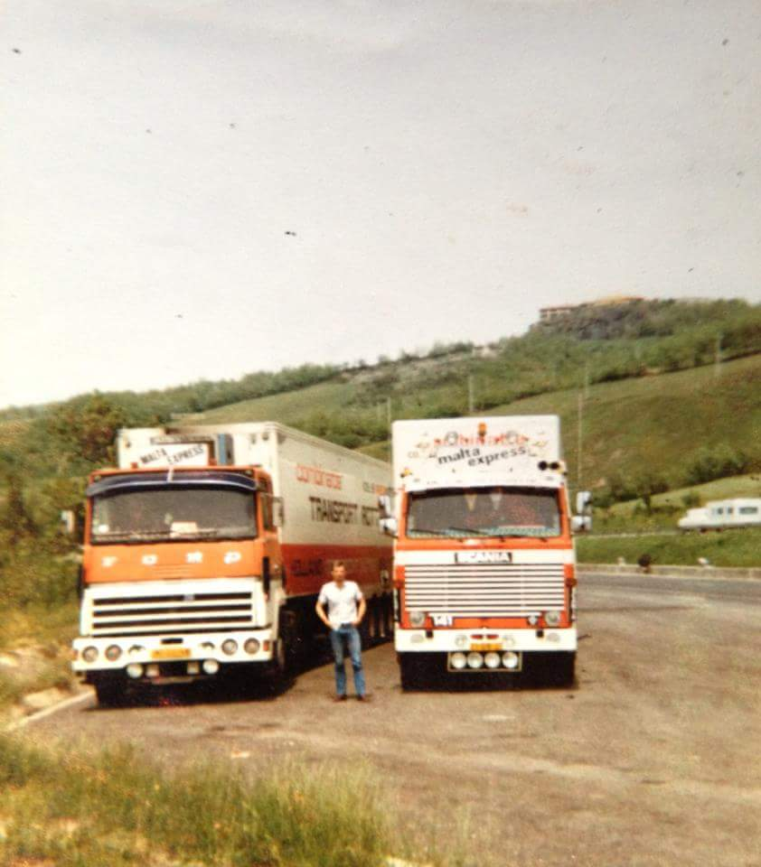 0  Ford    Scania