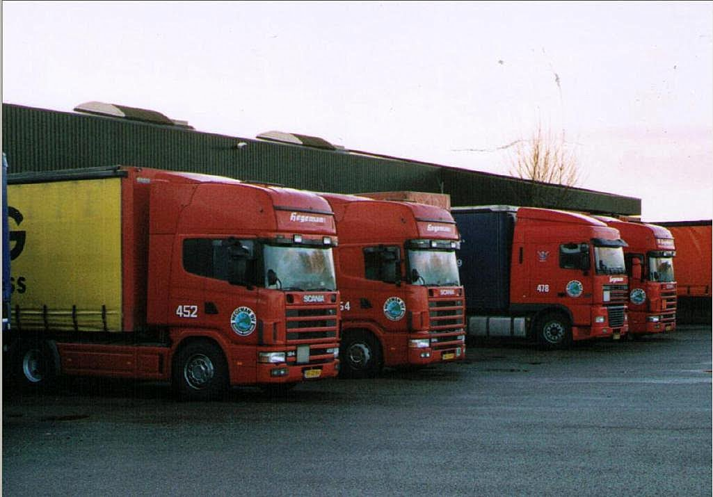 Scania's rood