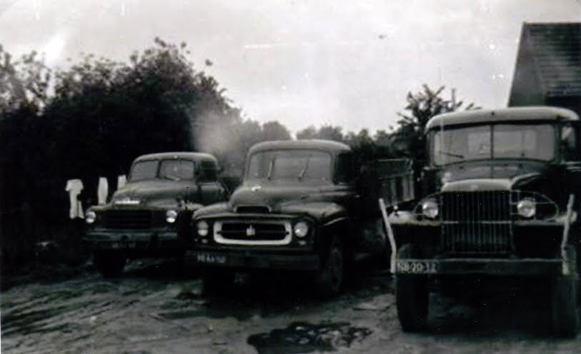 Bedford International GMC
