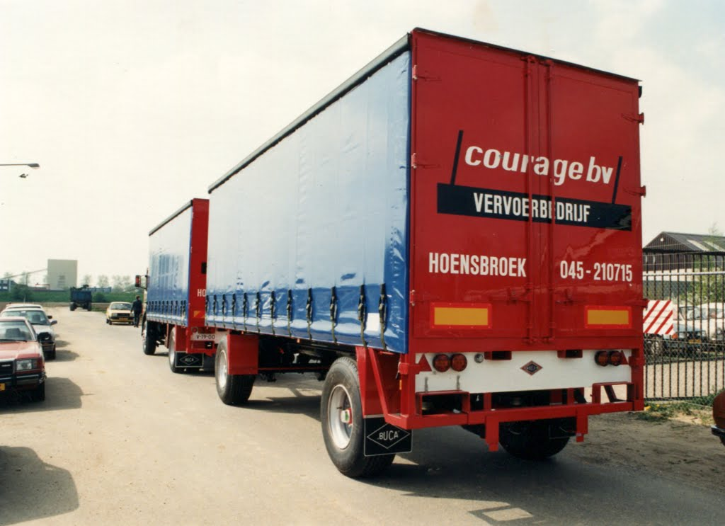 5 Courage Hoensbroek combi