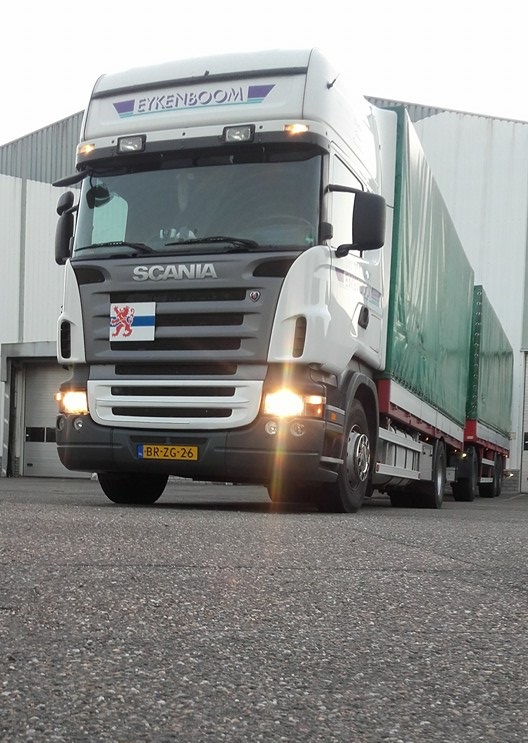 Scania in Maastricht