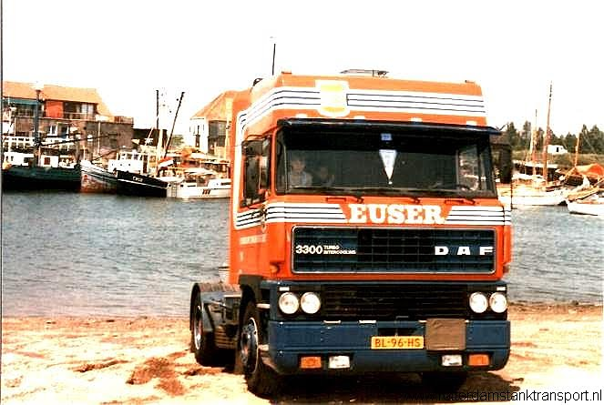 DAF  2800 SPACECAB