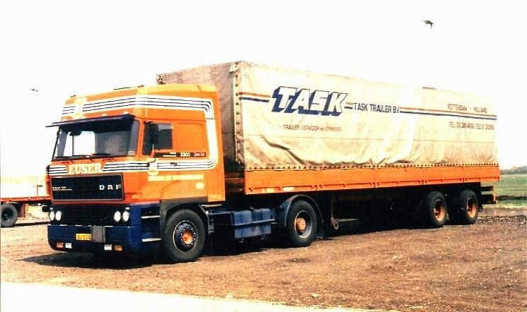 DAF 3300  SPACECAB