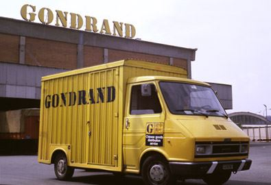 1986  Gondrand acuires