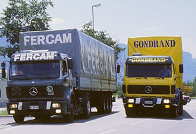1994   Fercam - Gondrand groupage and logistics